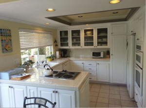 Condos in Orange County California - View of a Kitchen